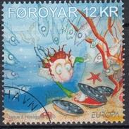 ISLAS FEROE 2010 Nº 695 USADO - Färöer Inseln
