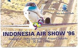 @+ Indonésie - Indonesia Air Show '96 Indo Edition - Setia