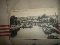 ALLEMAGNE 1919  SARRE  SAARBRUKEN OCCUP    Française - Saarbruecken