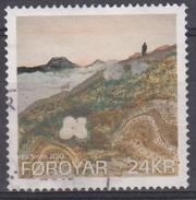 ISLAS FEROE 2010 Nº 699 USADO - Färöer Inseln