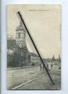 CPA - Mertrud  -  Place De La Mairie - Autres Communes