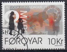 ISLAS FEROE 2011 Nº 712 USADO - Färöer Inseln