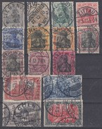 DR Minr.83I-97I Gestempelt - Briefmarken
