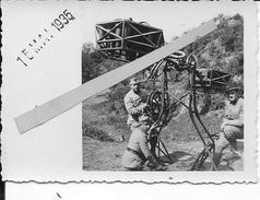15/05/1935 Défense Aérienne Du Territoire 605ème Rgt.DAT Système D'écoute Radar 1 Photo 1939-1945 Ww2 - War, Military