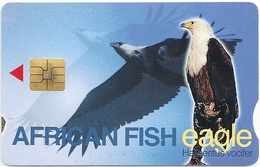 South Africa - Telkom - African Fish Eagle - 03.2002, Used