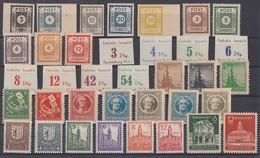 SBZ Lot 36 Marken Postfrisch Ansehen !!!!!!!!!!!! - Lots & Kiloware (max. 999 Stück)