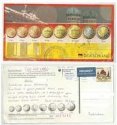 ROMANIA POSTAL USED AIRMAIL VIEWCARD VIEW CARD WITH STAMP TO PAKISTAN - Posta Aerea