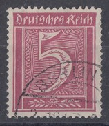 DR Minr.177 Gestempelt - Deutschland