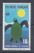 1976 - N° 108 - XX -  Neuf Gomme Mate - MNH - TB - - Polynésie Française