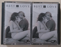 BEST OF LOVE. DOBLE  CASSETE SIN USO. - Casetes