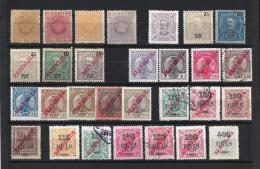 MOZAMBIQUE 03) 1877-1948  LOTTO 80 FB MOZAMBICO  MLH E USED - Mozambique