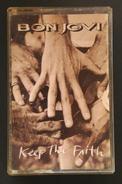 BON JOVI - KEEP THE FAITH. USADO - USED. - Casetes