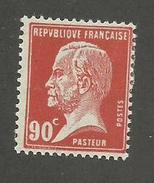 FRANCE - N°YT 178 NEUF* AVEC CHARNIERE - COTE YT : 13€ - 1923/26 - 1922-26 Pasteur