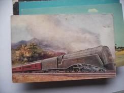 Train Commodore Vanderbilt New York Central Railway - Eisenbahnen