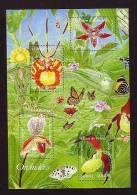 2005-BLOC N°81** ORCHIDEES - Blocs & Feuillets