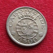 Cape Verde 5 Escudo 1968 Cabo Verde - Cape Verde