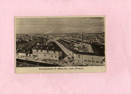 Carte Postale - Etablissements H. Mitanchet à LYON - Lyon