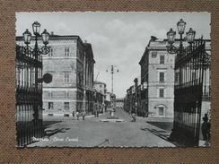 MACERATA - CORSO CAVOUR - ANIMATA    -BELLA - Italy