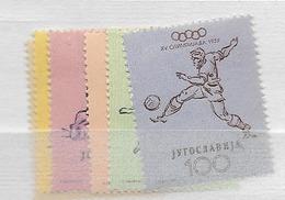 1952 MH Yugoslavia - 1945-1992 Repubblica Socialista Federale Di Jugoslavia