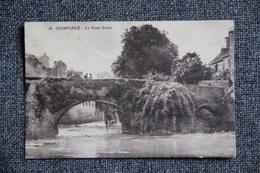 Quimperlé - Le Pont Fleuri - Quimperlé