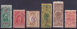 Revenue Stamps Brazil - Brazilië