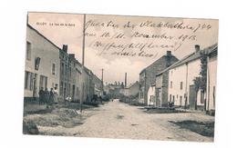 Olloy La Rue De La Gare - Viroinval
