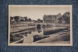NANTES - Entrée Du Nouveau Canal Souterrain - Nantes