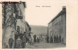 ECUREY RUE CHAUSSEE TRES ANIMEE 55 MEUSE - France