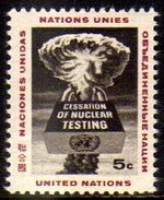 02858 Nações Unidas 129 Bomba Atômica Nnn - New York – UN Headquarters