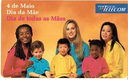 PHONECARDS-- PORTUGAL-CHIP50 U DIA DA MÃE - Portugal