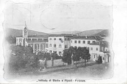 Italie)  Istituto Di Badia A Ripoli Firenze - Firenze (Florence)