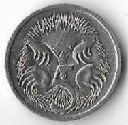 Australia 1987 5c [C247/1D] - Decimal Coinage (1966-...)