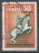 Haiti 1963. Scott #C215 (U) Jean Jacques Dessalines - Haïti