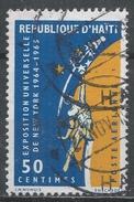 Haiti 1965. Scott #C233 (U) ''Rocket Thrower'' By Donald De Lue - Haïti