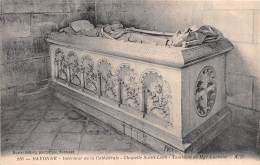 BAYONNE Interieur De La Cathedrale Chapelle Saint Leon 11(scan Recto-verso) MA1435 - Bayonne