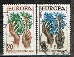 FRANCE /Oblitérés /Used /1957 - Europa - Europa-CEPT