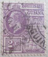 British Guiana 1923 (o)   # 193 - British Guiana (...-1966)