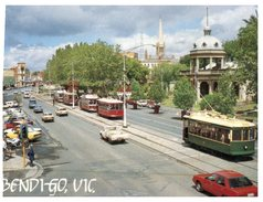 (169) Australia - VIC - Bendigo And Tramway - Bendigo