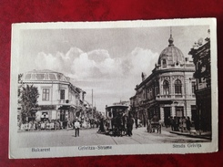BUCAREST BUCURESCI  BUKAREST Grivitza Strasse  Strada Grivita - Rumänien