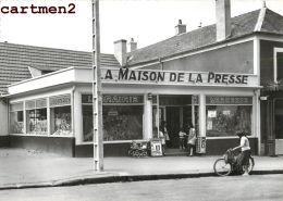 LA MACHINE AVENUE DE LA REPUBLIQUE LA MAISON DE LA PRESSE LIBRAIRIE MERCERIE JOURNAUX 58 NIEVRE - La Machine