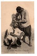 Algérie . Métiers Indigènes . Le Barbier Arabe . Scènes Et Types  - Réf. N°1451 - - Scènes & Types