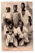 Algérie . Wilaya-Aïn-Témouchent . Cireurs Négros - Réf. N°1452 - - Scènes & Types