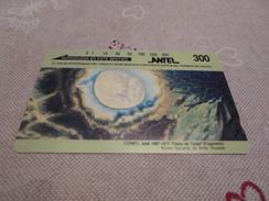 URUGUAY - Nice Magnetic Phonecard As On Photo