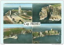 CAP-FREHEL , Multi-vues , Phare - Cap Frehel