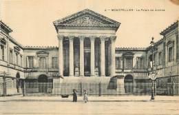 34 - MONTPELLIER - LE PALAIS DE JUSTICE - 4 - Montpellier