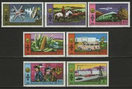 MONGOLIE:  PA.n°9/15 **, TB. Cote 5€. - Mongolei