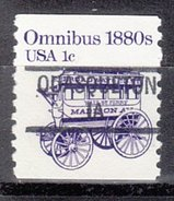 USA Precancel Vorausentwertung Preos Locals Iowa, Quasqueton 841