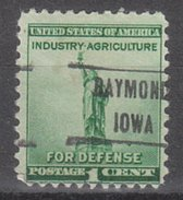 USA Precancel Vorausentwertung Preos Locals Iowa, Raymond L-1 HS