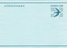 Norway Aerogramme - Mint  (T15-12)