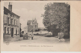 08 Launois Sur Vence 1905-1910 La Villa Champenois Animée éditeur Phot AB & C Nancy 793 Habitants En 1908